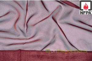 IFR Sheer Voile 120 Wide Pipe and Drape Panels
