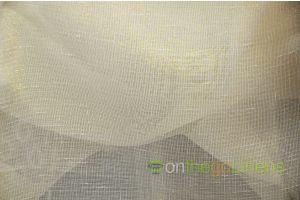 Metallic Faux Sheer Linen Table Linens