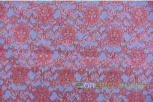 Raschel Lace Pipe and Drape Panels