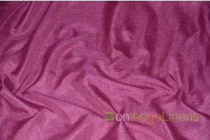 Vintage Linen Pipe and Drape Panels